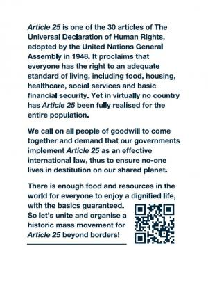 Download materials for Article 25 campaigning | Share The